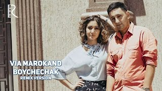 VIA Marokand - Boychechak (remix version)